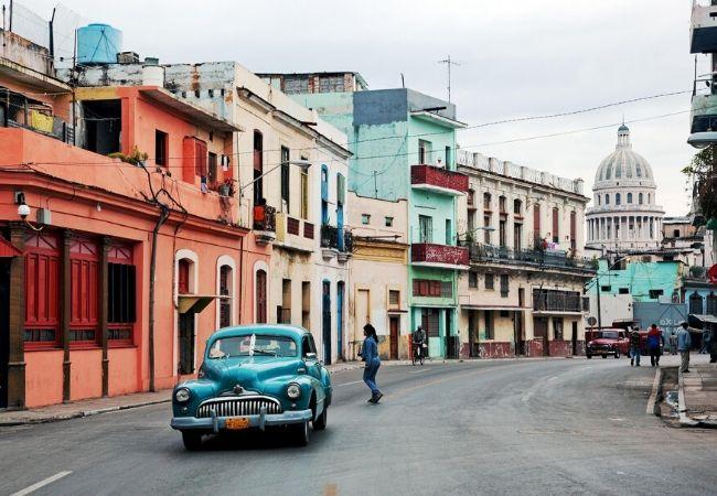 Terra di Mezzo - DESTINAZIONI - Cuba