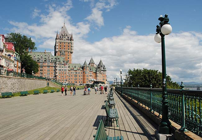 Terra di Mezzo Viaggi - Destinazione - Canada