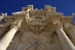 Sicily Dom Church Siracusa Italy