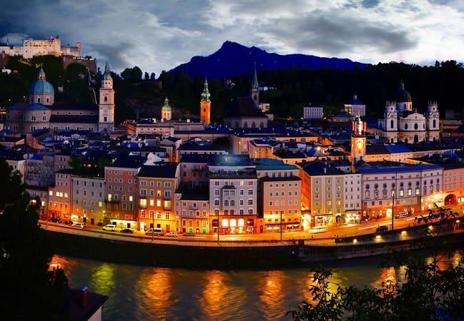 Terra di Mezzo Viaggi - Destinazione - Austria