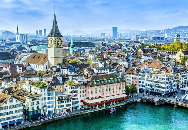 Terra di Mezzo Viaggi - Destinazione - Svizzera
