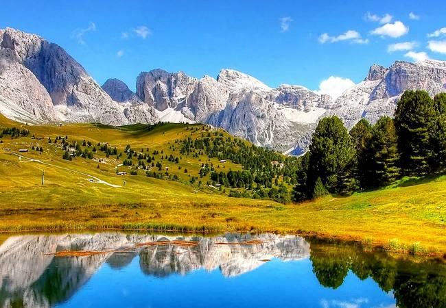 Terra di Mezzo Viaggi - Destinazione - Montagna
